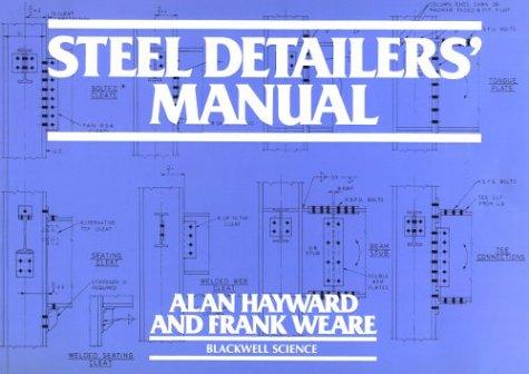 9780632035236: Steel Detailers Manual