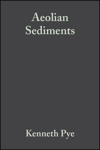 9780632035441: Aeolian Sediments: Ancient and Modern (Special Publication 16 of the IAS) (International Association Of Sedimentologists Series)