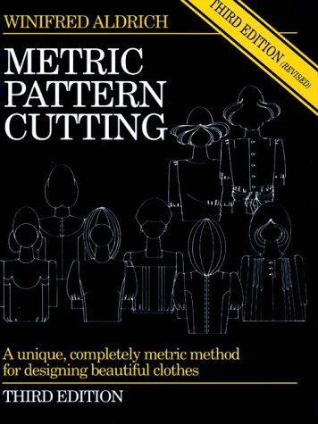 9780632036127: Metric Pattern Cutting