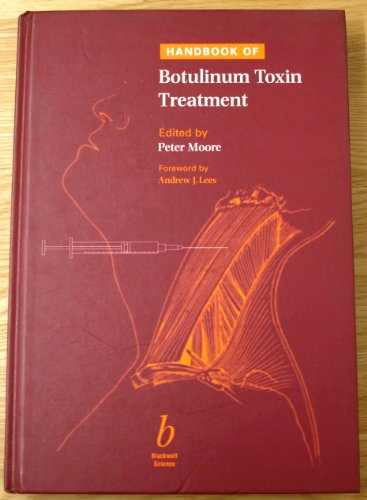 9780632036165: Handbook of Botulinum Toxin Treatment