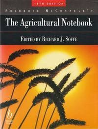 9780632036431: The Agricultural Notebook