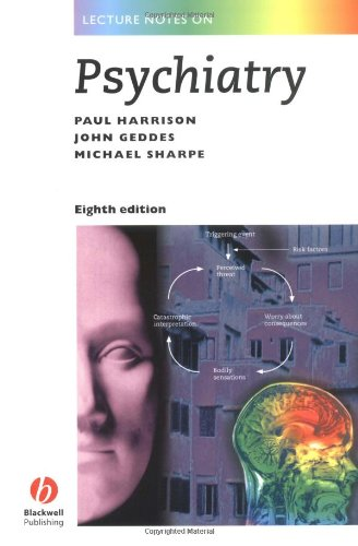 9780632036776: Lecture Notes on Psychiatry