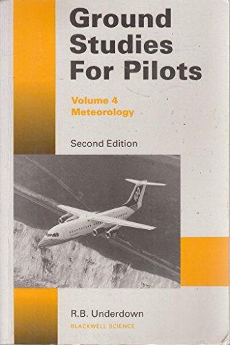 9780632037513: Ground Studies for Pilots/Meteorology: 004