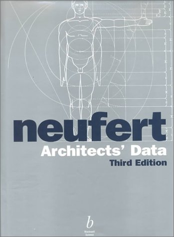 9780632037766: Neufert Architects' Data, Third Edition
