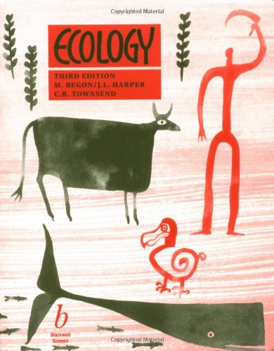 9780632038015: Ecology: Individuals, Populations and Communities