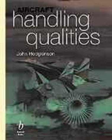 9780632038169: Aircraft Handling Qualities (Aiaa Education Series)