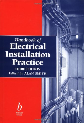 9780632038824: Handbook of Electrical Installation Practice