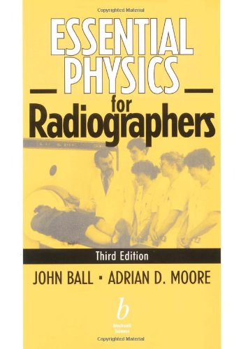 9780632039029: Essential Physics for Radiographers