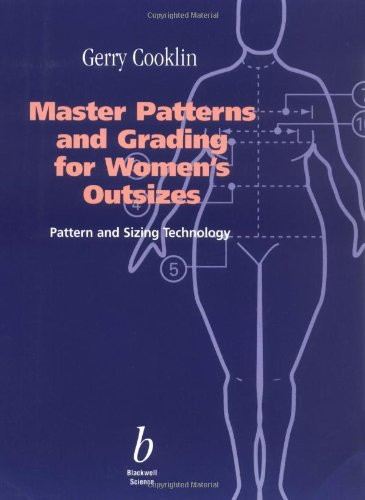 9780632039159: Master Patterns and Grading for Women's Outsizes