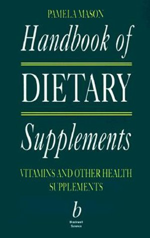 9780632039234: Handbook of Dietary Supplements: Vitamins and Other Health Supplements