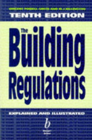 9780632039333: The Building Regulations: Explained and Illustrated