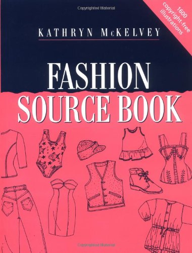 9780632039937: Fashion Source Book