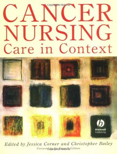 9780632039982: Cancer Nursing