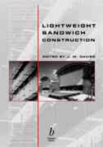 9780632040278: Lightweight Sandwich Construction