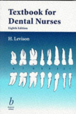 9780632040315: Textbook for Dental Nurses