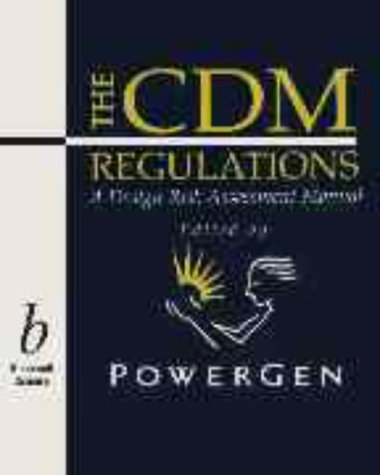 9780632040872: The CDM Regulations