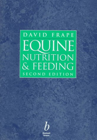 9780632041053: Equine Nutrition and Feeding