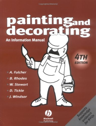 9780632041596: Painting and Decorating