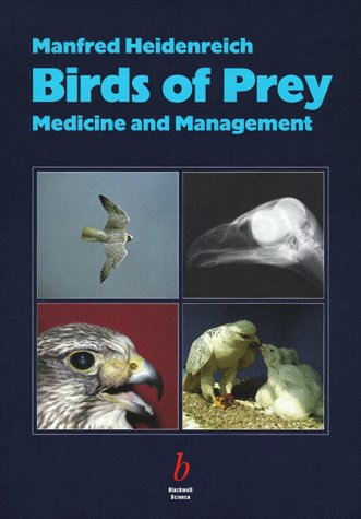 9780632041862: Birds of Prey: Medicine and Management