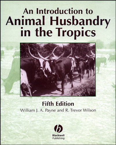 9780632041930: An Introduction to Animal Husbandry in the Tropics