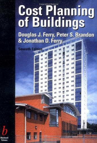 9780632042517: Cost Planning of Buildings