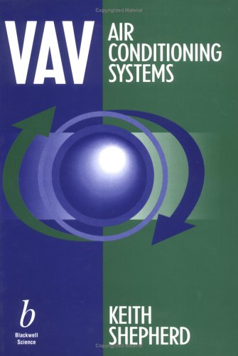 9780632042760: Variable Air Volume Air Conditioning Systems