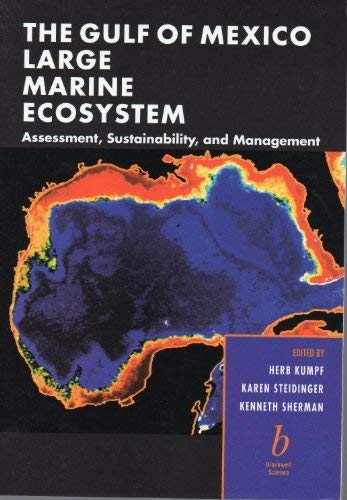 9780632043354: The Gulf of Mexico Large Marine Ecosystems