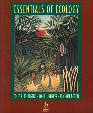 9780632043484: Essentials of Ecology