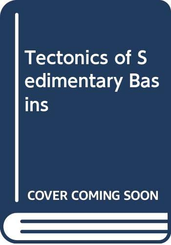 9780632043637: Tectonics of Sedimentary Basins