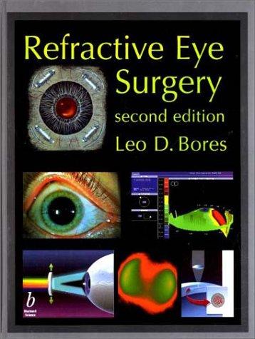 9780632043644: Refractive Eye Surgery