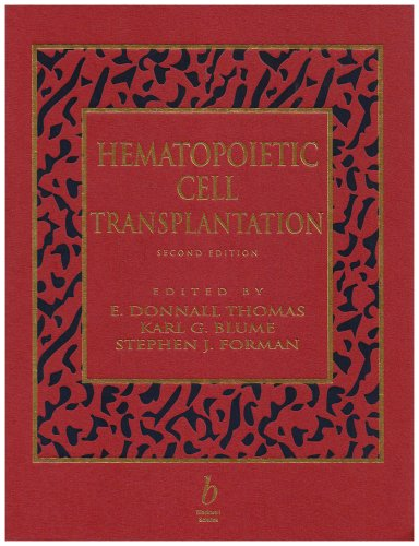 9780632043712: Hematopoietic Cell Transplantation Second Edition