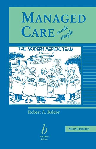 9780632043781: Managed Care Made Simple