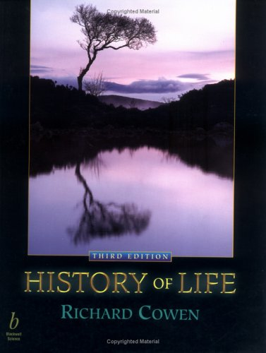 9780632044443: History of Life
