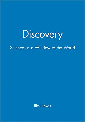 Discovery: Windows of the Life Sciences: Ricki Lewis