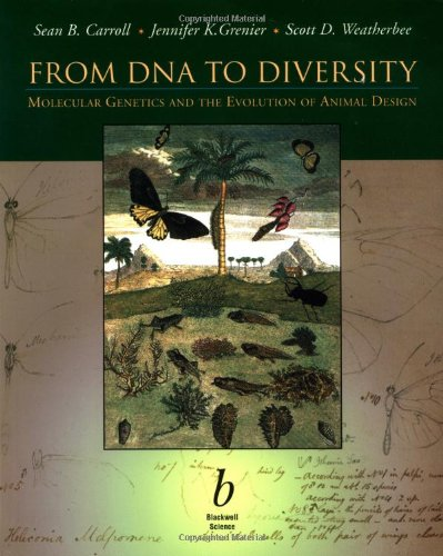 9780632045112: From DNA to Diversity: Molecular Genetics and the Evolution of Animal Design