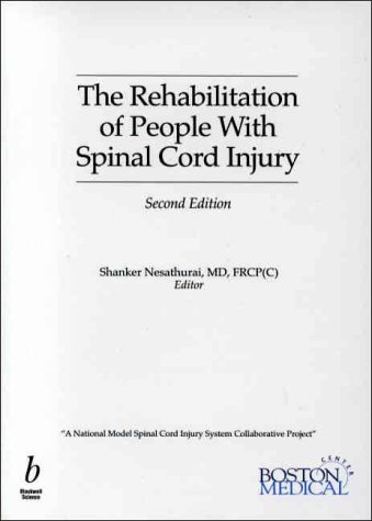 9780632045266: The Rehabilitation of People with Spinal Cord Injury