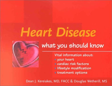 9780632045297: Heart Disease: What You Should Know