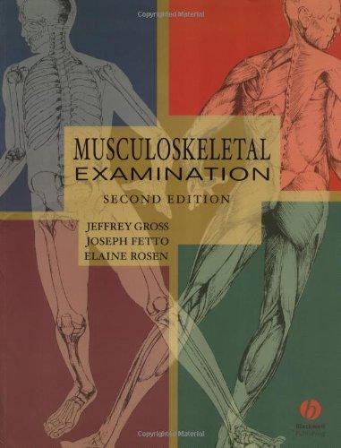 9780632045587: Musculoskeletal Examination