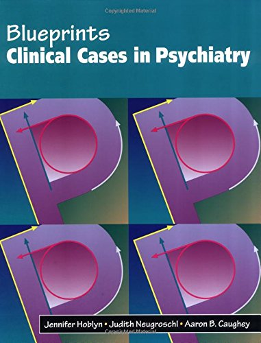 9780632046096: Blueprints Clinical Cases in Psychiatry (Blueprints Clinical Cases)