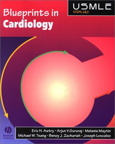 9780632046287: Blueprints in Cardiology