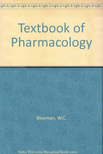 9780632046508: Textbook of Pharmacology