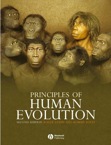 9780632047048: Principles of Human Evolution