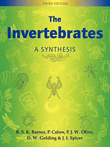 9780632047611: The Invertebrates: A Synthesis