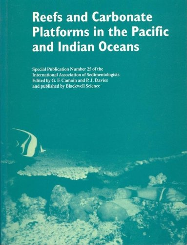 9780632047789: Reefs and Carbonate Platforms in the Pacific and Indian Oceans (International Association Of Sedimentologists Series)