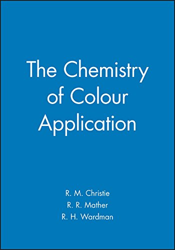 9780632047826: The Chemistry of Colour Application