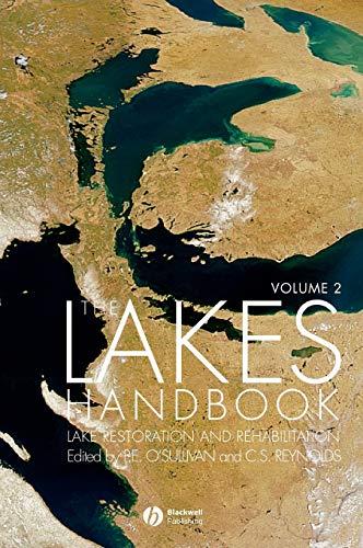 9780632047956: The Lakes Handbook: Lake Restoration and Rehabilitation
