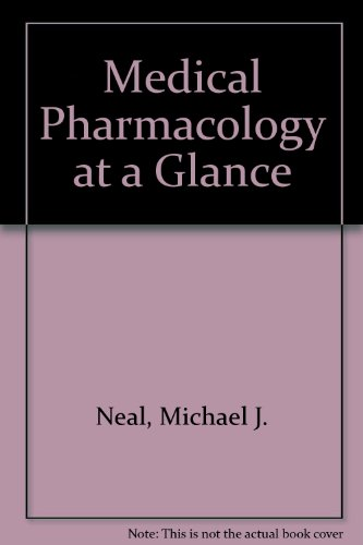 9780632048168: Medical Pharmacology at a Glance