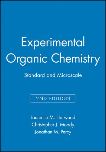 9780632048199: Experimental Organic Chemistry: Standard and Microscale