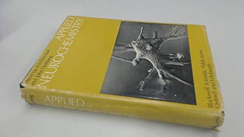 Applied Neurochemistry.: Davison, A. N. & Dobbing, John.