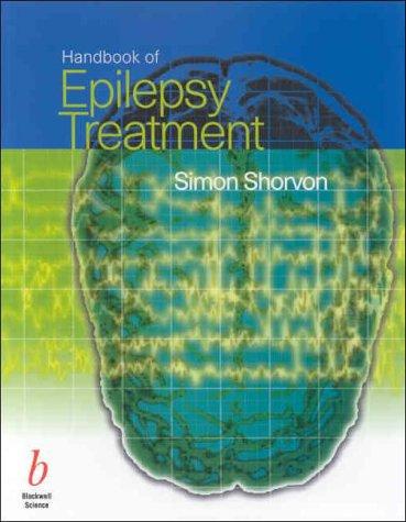 9780632048496: Handbook of Epilepsy Treatment